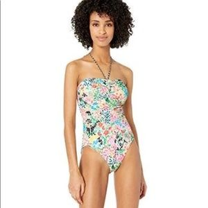 Coco Rave One Piece Swimsuit Small